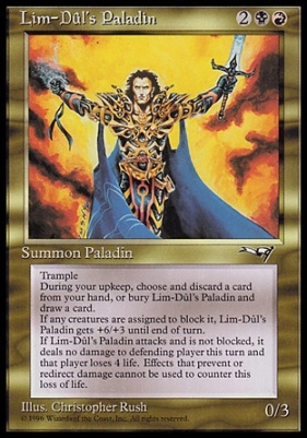 Alliances: Lim-Dul's Paladin