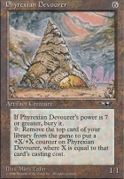 Alliances: Phyrexian Devourer