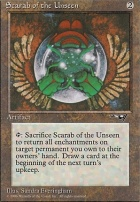 Alliances: Scarab of the Unseen