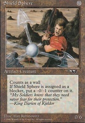 Alliances: Shield Sphere