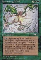 Alliances: Splintering Wind
