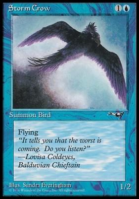 Alliances: Storm Crow