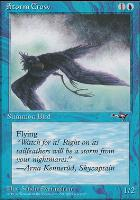 Alliances: Storm Crow (Flying Left)