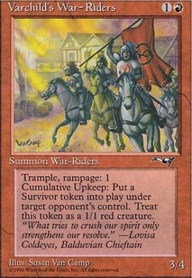 Alliances: Varchild's War-Riders