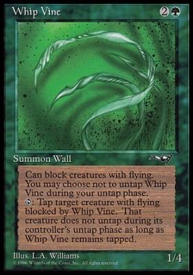 Alliances: Whip Vine