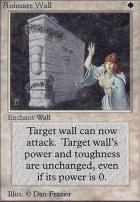 Alpha: Animate Wall