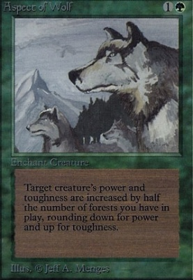 Alpha: Aspect of Wolf
