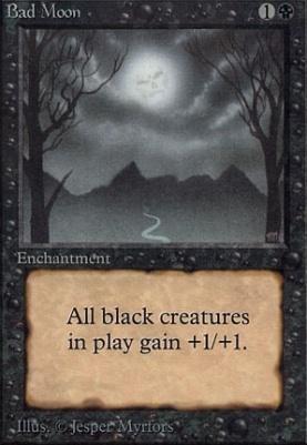 Alpha: Bad Moon