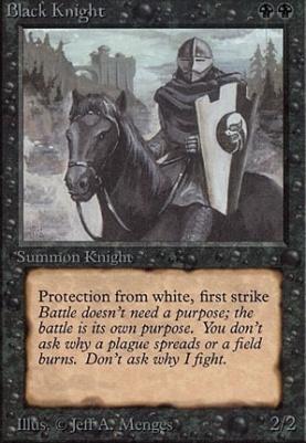 Alpha: Black Knight
