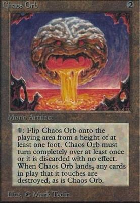Alpha: Chaos Orb