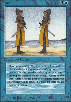 Alpha: Clone