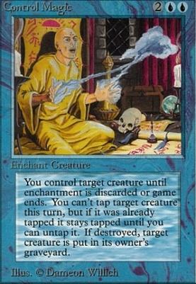 Alpha: Control Magic