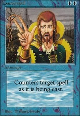 Alpha: Counterspell