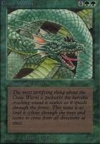 Alpha: Craw Wurm