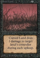 Alpha: Cursed Land