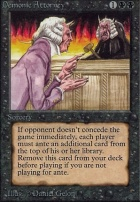 Alpha: Demonic Attorney