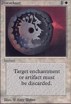 Alpha: Disenchant