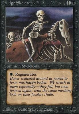 Alpha: Drudge Skeletons
