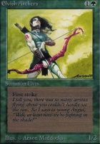 Alpha: Elvish Archers