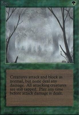 Alpha: Fog