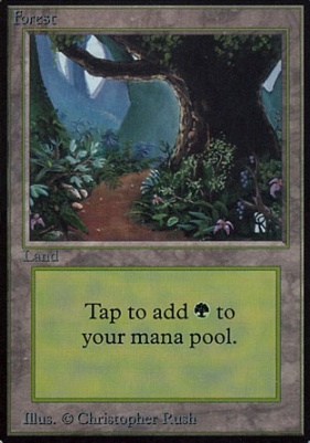 Alpha: Forest (A)