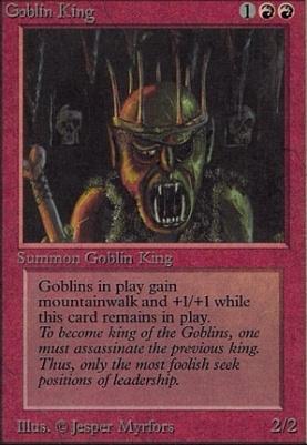 Alpha: Goblin King