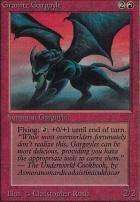 Alpha: Granite Gargoyle