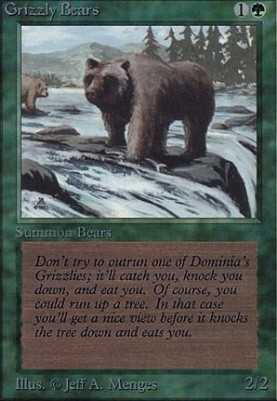 Alpha: Grizzly Bears