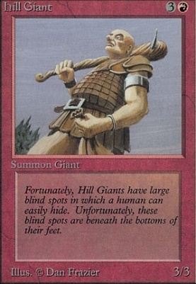 Alpha: Hill Giant