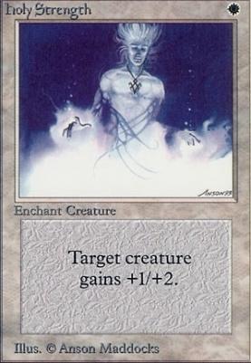 Alpha: Holy Strength