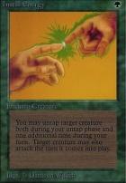Alpha: Instill Energy
