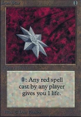 Alpha: Iron Star