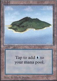 Alpha: Island (A)