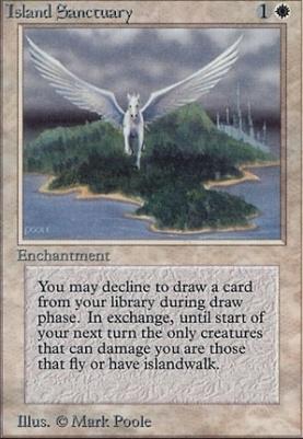 Alpha: Island Sanctuary