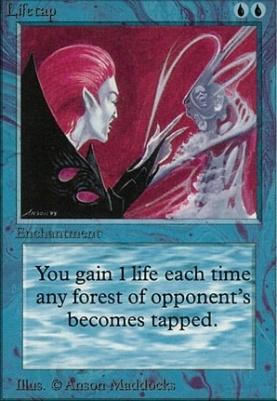Alpha: Lifetap