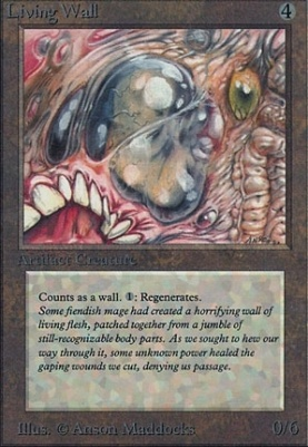 Alpha: Living Wall