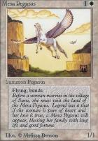 Alpha: Mesa Pegasus