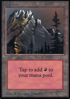 Alpha: Mountain (B)