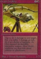 Alpha: Orcish Artillery