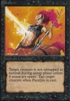 Alpha: Paralyze