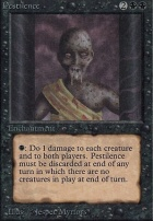 Alpha: Pestilence