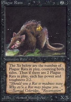 Alpha: Plague Rats