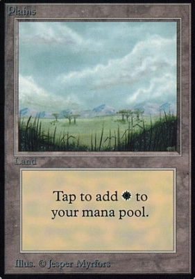 Alpha: Plains (A)