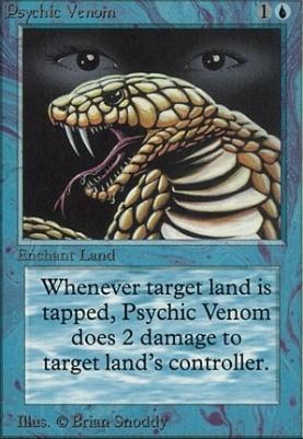 Alpha: Psychic Venom