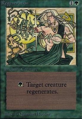 Alpha: Regeneration