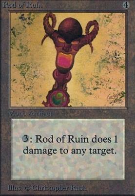 Alpha: Rod of Ruin