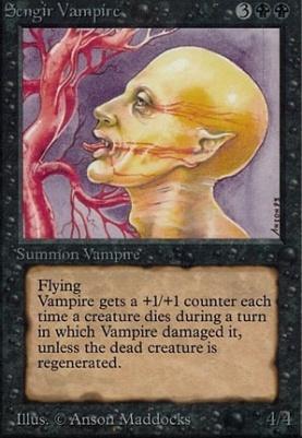 Alpha: Sengir Vampire