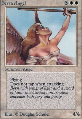Alpha: Serra Angel