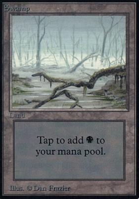 Alpha: Swamp (B)