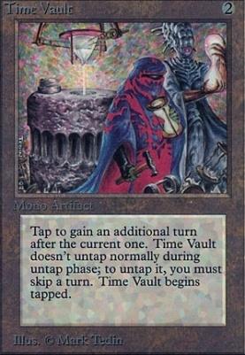 Alpha: Time Vault